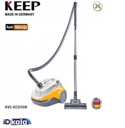 KEEP VACUUM CLEANER KVC-ECO1GR