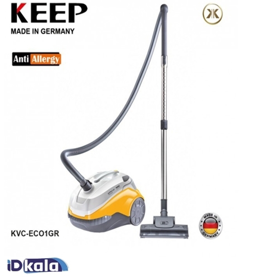 KEEP VACUUM CLEANER KVC-ECO1GR