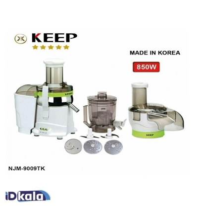 KEEP food processor NJM-9009TK