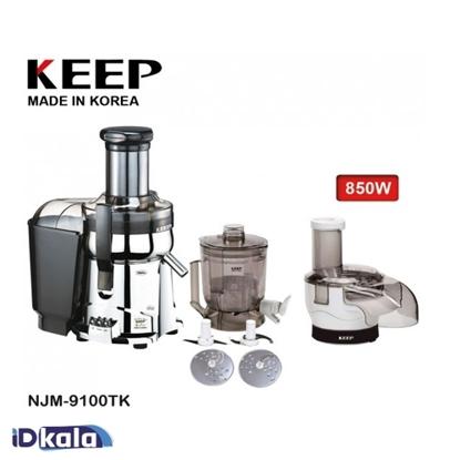 KEEP food processor NJM-9100TK