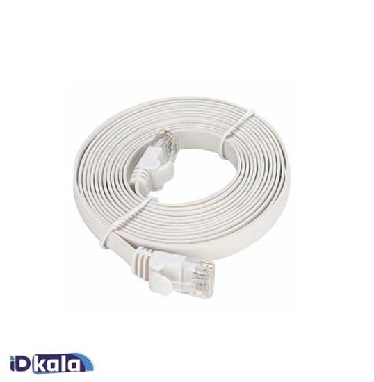 D-Link  3M Category 6 UTP Flat Patch Cord
