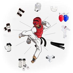 تصویر برای دسته لباس های ورزشهای رزمی