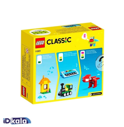 لگو سری Classic مدل BUILDING 11001