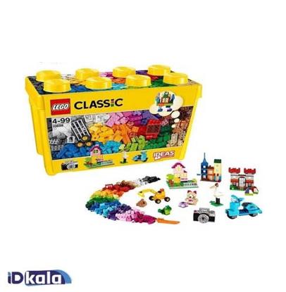 لگو سری Classic مدل Large Creative Brick Box 10698