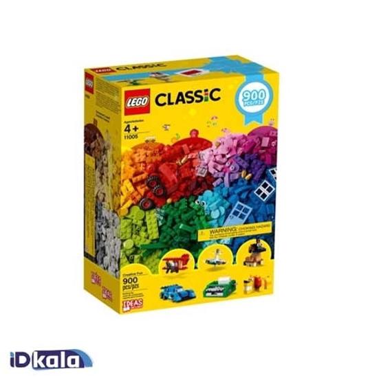 لگو سری Classic کد 11005