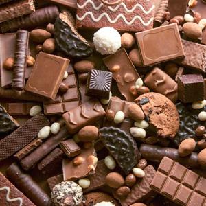 تصویر برای دسته شکلات