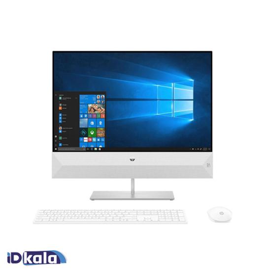 کامپیوتر همه کاره 27 اینچی HP مدل PAVILION 27 - D0085NH  - A