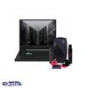 laptop Asus TUF Dash FX516 GAMING Corei7-11370H 16GB-512ssd لپ تاپ گمینگ ایسوس