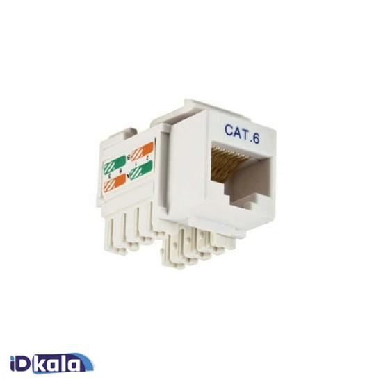کی استون شبکه CAT6 UTP